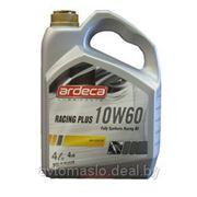 Ardeca RACING PLUS 10W-60 4л фото