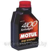 Motul 4100 Turbolight 10W-40 2л фото