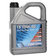 Alpine TS 10W-40 4л фото