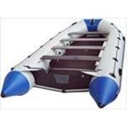 Лодка надувная из ПВХ «Велес» 05/450 фото
