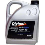 Divinol SUPER 10W-40 5л фото