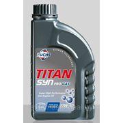 Titan Fuchs SYN PRO GAS 10W-40 1л фото