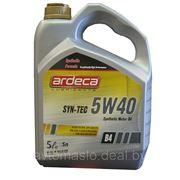 Ardeca SYN-TEC 5W-40 5л фото