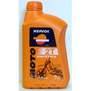 Repsol Moto Sintetico 2T 1л фото