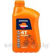 Repsol Moto Rider 4T 15W-50 1л фото