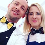 Пошив и дизайн галстуков, галстуков бабочек, аксессуаров фото