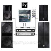 Комплект пассивной акустики Electro-Voice TX 2х2 фото