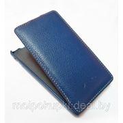 Чехол футляр-книга Melkco для Sony Xperia SP /M35H,M35C Blue LC (Jacka Type) фото