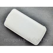 Чехол футляр-книга Armor Case для HTC One SV белый фото