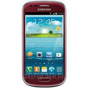 Мобильный телефон SAMSUNG GT-I8190 Galaxy S III mini Red фото
