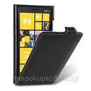 Чехол-книжка MELKCO NOKIA 920 чёрный фото