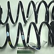 Пружина подвески задней Elantra / Avante MD / Soul / Cerato 08-12 // Fobos 95-120x330x11 фото