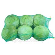 Сетка для капусты зеленая 30-40 кг фото