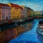 Берлін над рікою фото