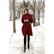 Пошив женского пальто фото