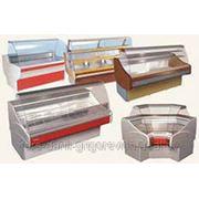 Ремонт и обслуживание холодильного оборудования запрелавочного типа с встроеным огригатом фото