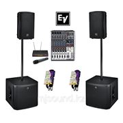 Комплект активной акустики Electro-Voice ZXA1 фото