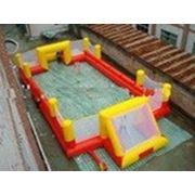 №73 Надувное поле для мини футбола SP-46 Размеры 12*6*1.8м Артикул: 73 Цена: 2400.00 $ за (шт.) фото