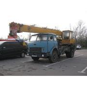 Автокран КС 3577 фото