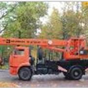 Автокран Угличмаш КС-45726-4 (25т) КАМАЗ 53605 фото