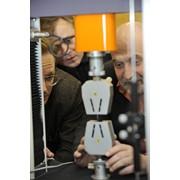 Исследование физико-механических свойств материалов. фото