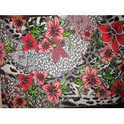 Красные цветы 2 фото