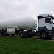 Транспортировка газа фото