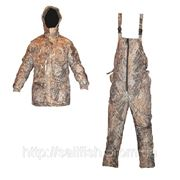 Камуфлированный костюм охота-рыбалка песочный камыш фото