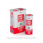 Антифриз XADO Antifreeze Red 12++ (суперконцентрат) 1,1кг фото
