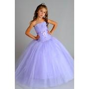 Пошив бальных платьев для девочек фото