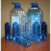 Покупаем ПЭТ-бутылки, брак преформ, пластмассовые отходы фото