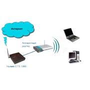 Установка и настройка локальных сетей и Wi-Fi в Борисове фото
