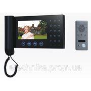 ARNY AVD-749HS цветной видеодомофон комплект фото