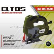 Лобзик Eltos ЛЭ-100-920л фото