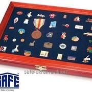 Деревянная витрина для наград - SAFE фото