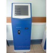 Платежный терминал с монетоприемником фото