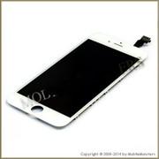 Дисплей для мобильного телефона Apple iPhone 6 Белый с Тачскрином фото
