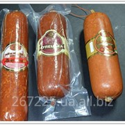 Колбаса копчёно-варёная Дворянская фото