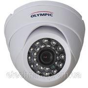 OLYMPIC D09A-S342 купольная видеокамера с фиксированным объективом 420 ТВЛ фото
