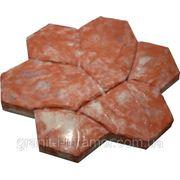 Тратуарная плитка Каменная роза_Р003С фото
