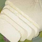 Творог из козьего молока фото