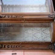 Реставрация декоративного серванта фото