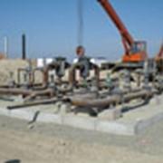 Строительство нефте-, газо-, технологических трубопроводов фото
