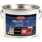Колеруемій мебельный лак Celco Lux 20, 2.5л фото