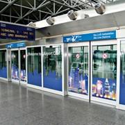 Реклама в аэропортах - наружная реклама фото