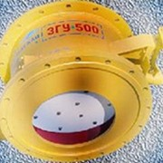 Заслонка газоуравнительных систем резервуаров для хранения нефти и нефтепродектов ЗГУ-500.00.000 фото