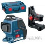 Линейный лазерный нивелир Bosch GLL 3-80 P + BM1 в L-Boxx фото