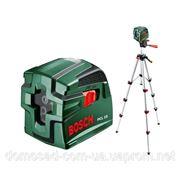 Лазер с перекрестными лучами BOSCH PCL 10 Set фото