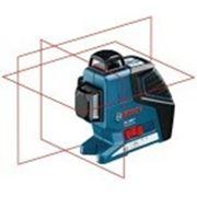 Линейный лазерный нивелир BOSCH GLL 3-80 P фото
