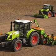 Трактор CLAAS ARION 600-500 фото